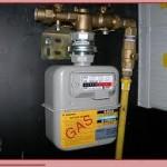 gas aansluiten