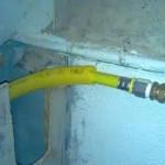 gasleiding afpersen